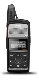 Talkie walkie HYTERA PD365 UHF